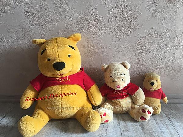 Наши мягкие игрушки Винни-Пух Disney, Fisher-Price