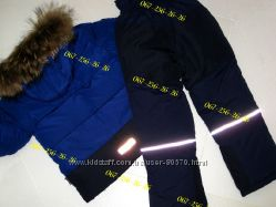 Зимний комбинезон Donilo 5051 М для мальчика