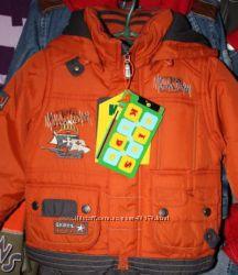 Куртка KIKO для мальчика демисезон