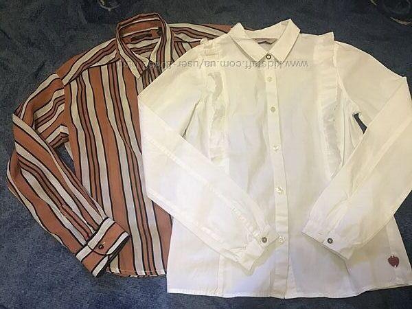 Рубашки SCOTCH&SODA для девочки 9-10лет 140см