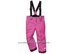 Зимние лыжные штаны Lupilu Германия на рост 86-92
