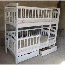 Двухъярусная кровать Карина Люкс / Дуэт 2 / Твейс  в наличии и на заказ