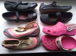 Туфли, кроксы