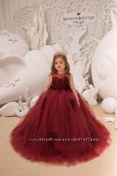 Шикарные платья на самых маленьких