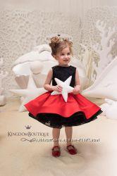 Детский нарядный костюм Минни Маус на 2, 3, 4 года, 5, 6, 7, 8, 9, 10 лет