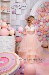 Изысканные платья в наличии на 7 лет