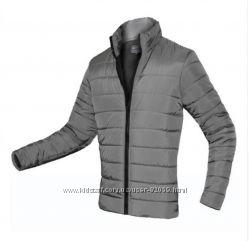 Куртка серая мужская, осень-зима