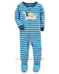 Carters пижамки котоновые- лучшая защита от комаров ночью
