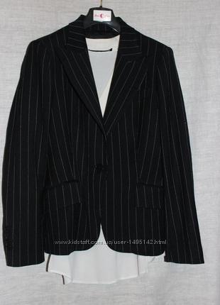 Классический шерстяной костюм zara подарок