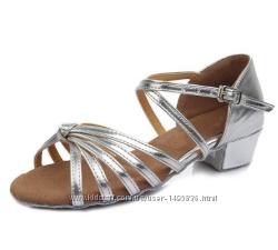 Туфли для танцев, танцевальная , бальная обувь. Разные размеры 24-41