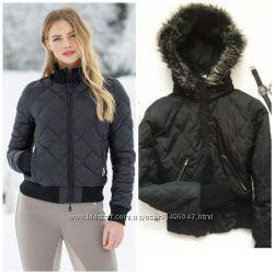Стьогана курточка з уютним капюшоном  Tally Weijl  р. can, s, m