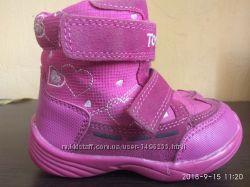 64946339 Демисезонные ботинки том. м на девочку 24, 80 грн. Детские ботинки ...