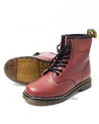 Ботинки Dr. Martens. Купить женские мартинсы без меха недорого в Украине. 7cf198657b0f3