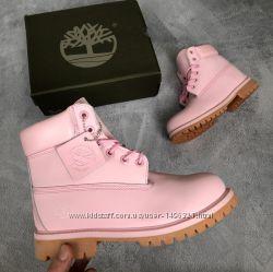 bd181f9044f5 Ботинки Timberland New. Купить женские розовые тимберленд недорого в Украине