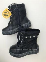 Ботинки зимние Clibee для девочек