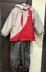 Комплект Reima Tec полукомбинезон и куртка