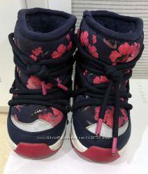 Зимние сапожки Adidas для девочки