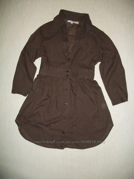 Удлиненная блуза туника от Tally Weijl