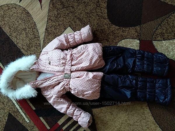 Зимний костюм Бемби 104 р.