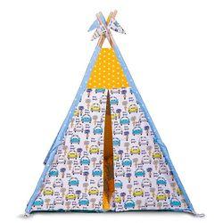 Детская палатка вигвам дом домик для мальчика