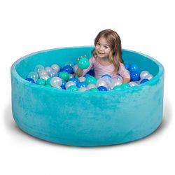 Детский сухой бассейн для дома с шариками