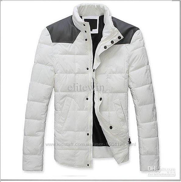 Белая куртка Продам или обмен