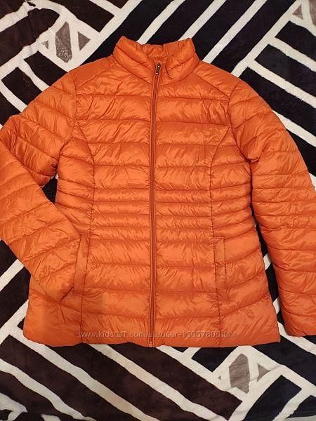 Спортивная куртка стеганая легкая tu woman termolite