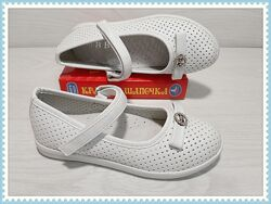 Распродажа Очаровательные  туфельки   для девочек р. 28