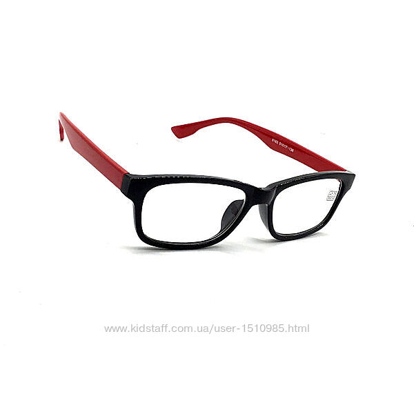 Очки для коррекции зрения с диоптриями