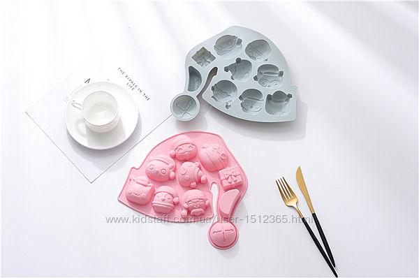 Cиликоновая форма для выпечки и конфет