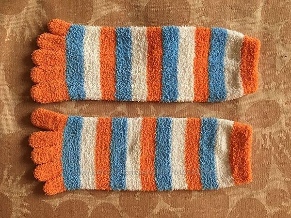 Носки махровые с пальцами