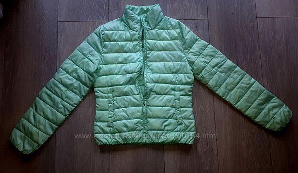 Куртка на девочку reporter размер 158