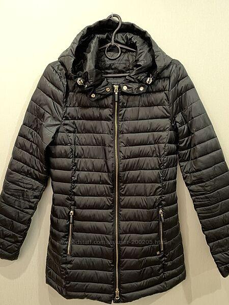 Massimo Dutti стеганая курточка