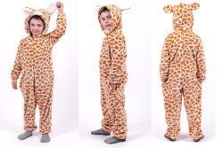 Кигуруми Жираф детский и подростковый