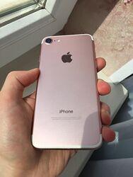 iPhone 7 256gb rose gold neverlock