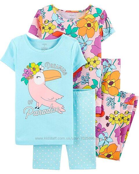 Пижама Carters/Картерс для мальчиков и девочек