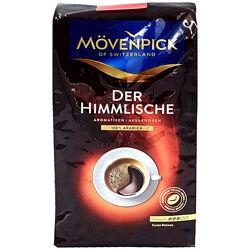 Movenpick Der Himmlische 500 g кофе в зернах Мовенпик Химлиш арабика скидки