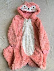 Флисовая пижама кигуруми George на 4-5 лет рост 104-110