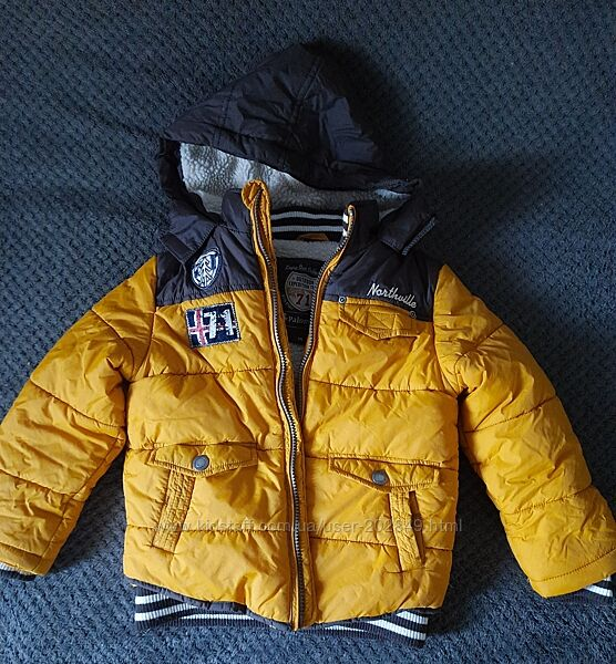 Зимняя куртка для мальчика Palomino