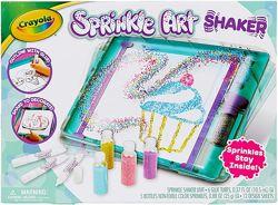 Набор для творчества крайола Шейкер Crayola sprinkle art shaker
