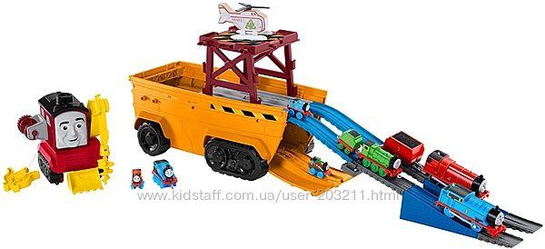 Игровой набор Томас и Друзья супер Крузер Fisher-Price Thomas & Friends Sup