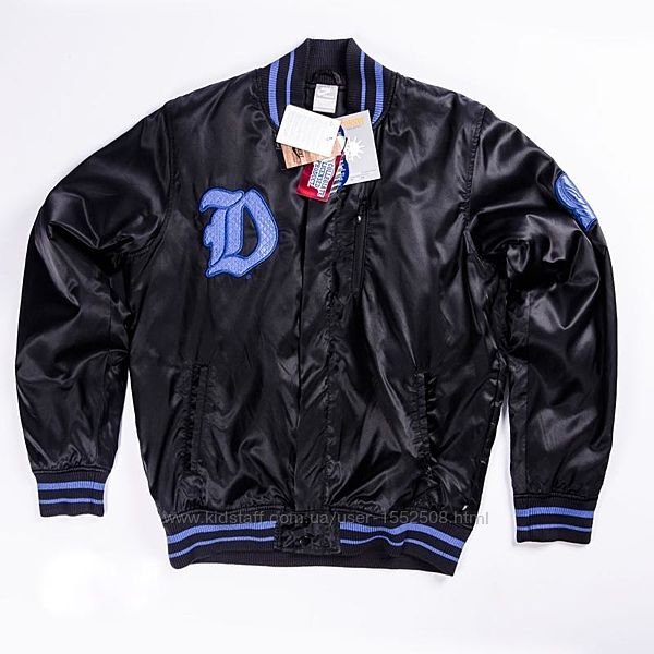 Nike duke university destroyer jacket куртка осень s
