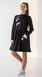 замшевые платья 140-164р