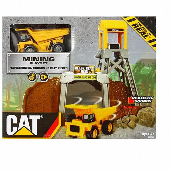 Игровой мини-набор CAT Toy State 30041
