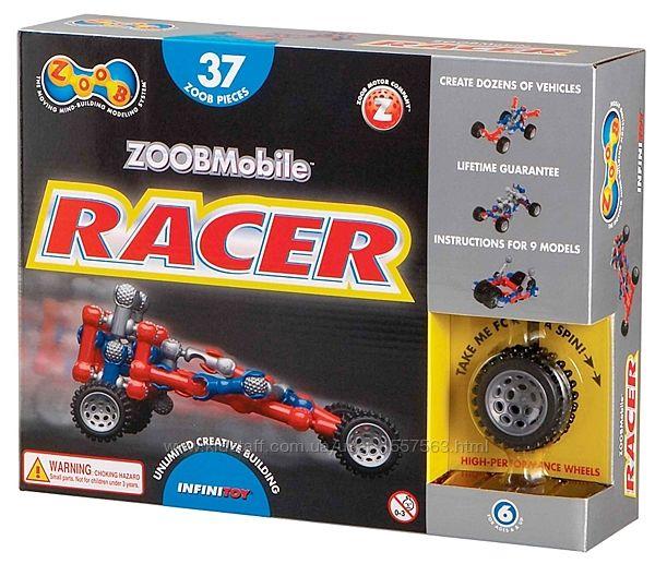 Конструктор динамический ZOOB Mobile Racer 12051ОРИГИНАЛ