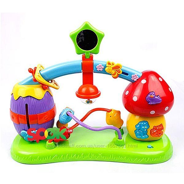 Развивающая игрушка Лабиринт WinFun 7104 NL Волшебная поляна