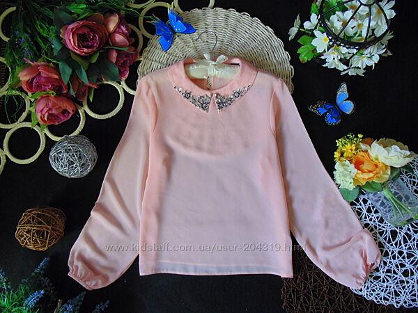 Шикарная шифоновая блуза New Look