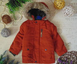 Крутецкая куртка парка F&F