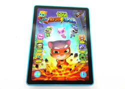 Интерактивная игрушка  планшет Говорящий Том, CH Toys, Погоня Героев.