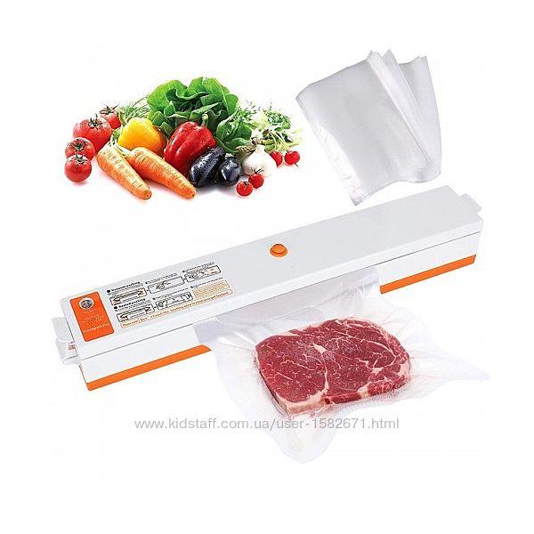 Вакуумный упаковщик электрический вакууматор продуктов Freshpack pro